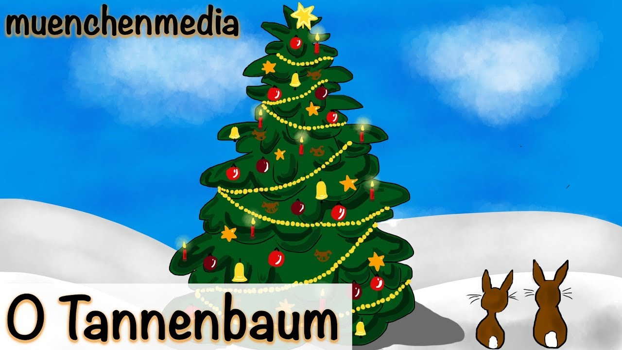 Oh Tannenbaum Originaltext.O Tannenbaum Lyrics The German Way More