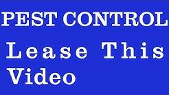 Pest Control La Crosse | Residential & Commercial La Crosse, FL