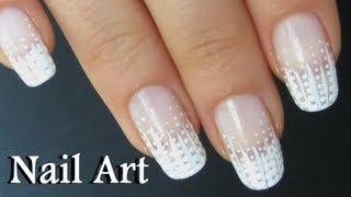Легкий Дизайн Ногтей на все случаи жизни / Easy Nail Art French / Френч