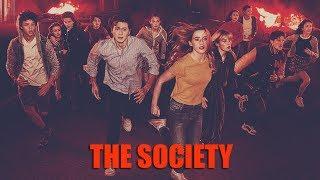 Manchester Orchestra - The Maze (Lyric video) • The Society | S1 Soundtrack
