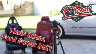 Chris Zebra | Ford Focus MK1 | Car Porn | the F - Team