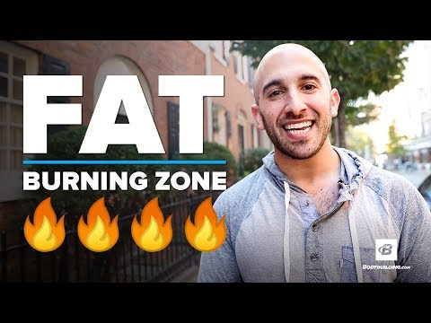 �� Fat Burning Zone �� | Jordan Syatt