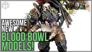 Blood Bowl Season 2 - Prime Ork Conversion Material Or Just Great Models All Round?