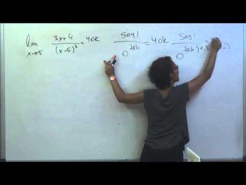 2016 YGS & LYS Matematik Örnek Dersi - Limit - 1