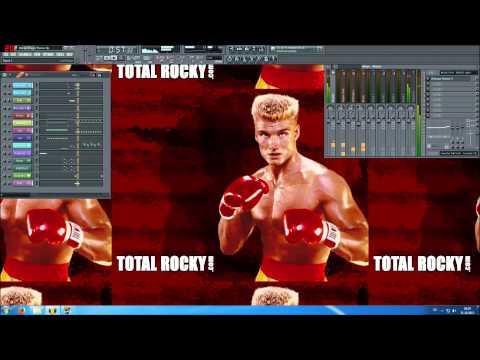 Ivan Drago Theme Remix