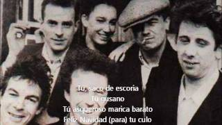 Fairytale of New York - The Pogues [Subtitulada]