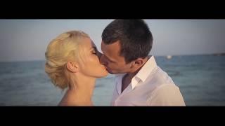 Самая романтичная морская свадьба на Кипре 💕