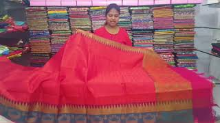 Fancy Sarees Price 1065/- Episode 502    Vigneshwara Silks    7661976427, 9603938938