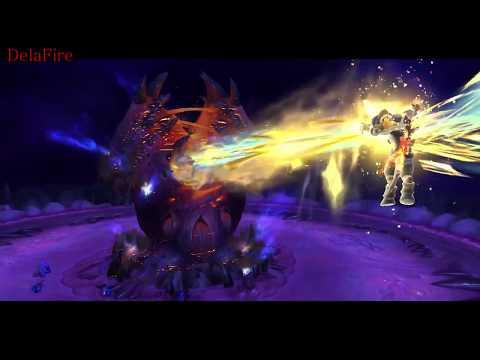 World of Warcraft: BFA - Катсцена: Финал битвы с Нзотом