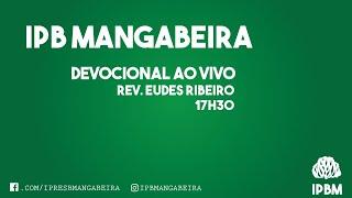 Devocional IPB Mangabeira - 22/03