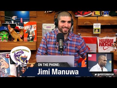 Jimi Manuwa Clarifies Comments on Jon Jones, Shares 'List' of Opponents he Wants Next