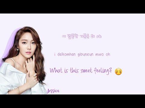 Jessica - Wonderland Lyrics (Han Rom Eng)