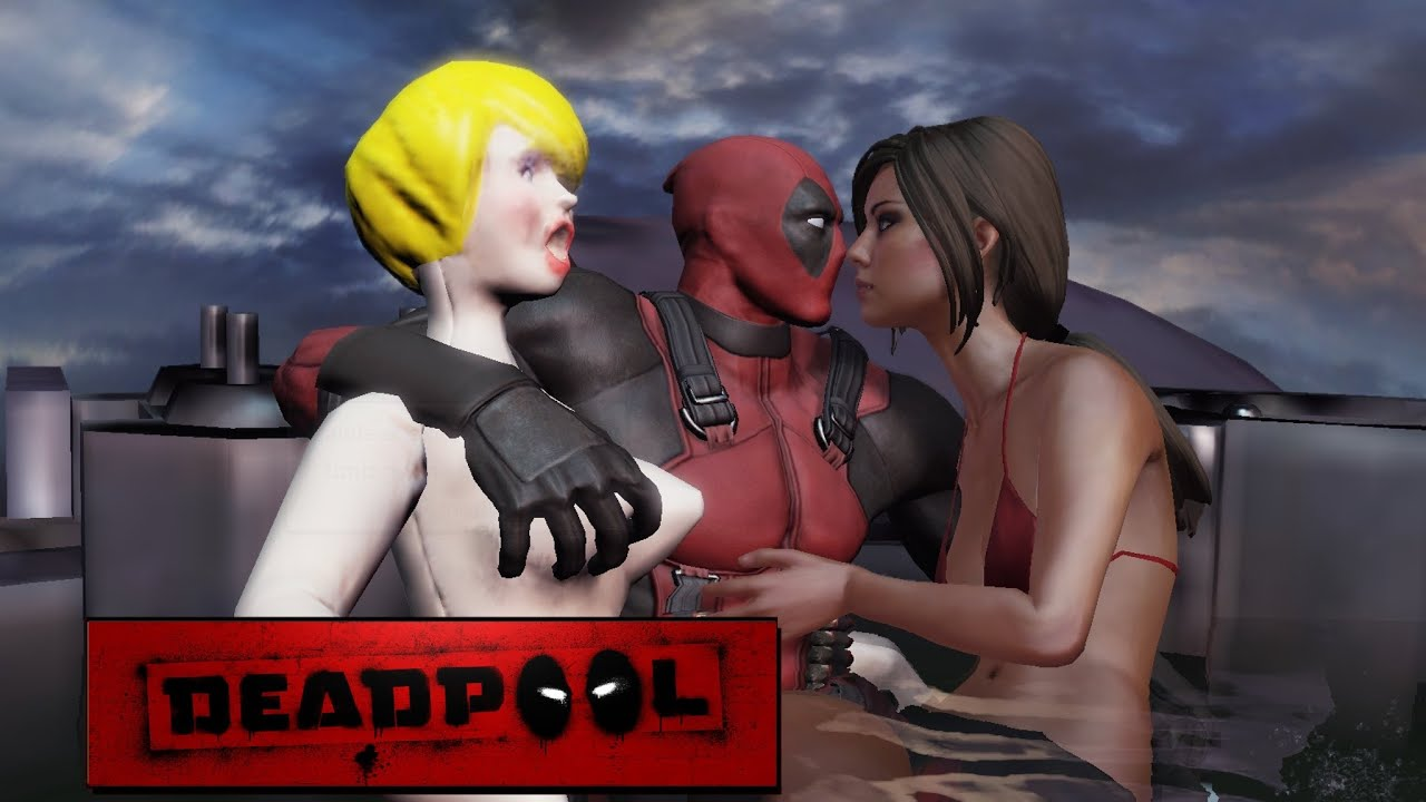 Deadpool 2 Ps4