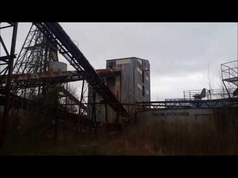Eagle-Babb Mine Exploration: Complete Fluorspar/Zinc Mill from 1972!