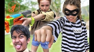 Treasure Hunter Kids and Little Heroes Super Episode from New Sky Kids