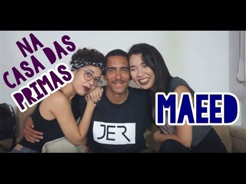 ENTREVISTANDO MAEED | NA CASA DAS PRIMAS ED. ALIVE RECORDS