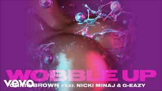 Chris Brown- Wobble Up ft. Nicki Minaj & G-Eazy