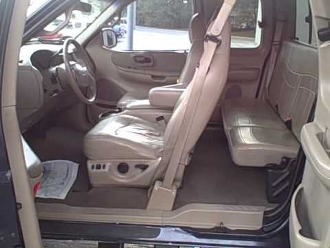 ford f150 xlt triton v8 2001