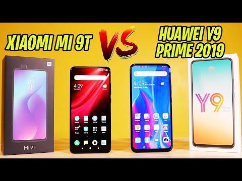 Huawei Y9 Prime 2019 Vs Xiaomi Mi 9T - Battle Of The Budget Smartphones