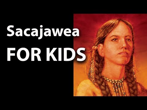 Sacajawea for Kids