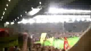 Final whistle madness!! Liverpool chelsea semi 1/5/07 then YNWA RTK