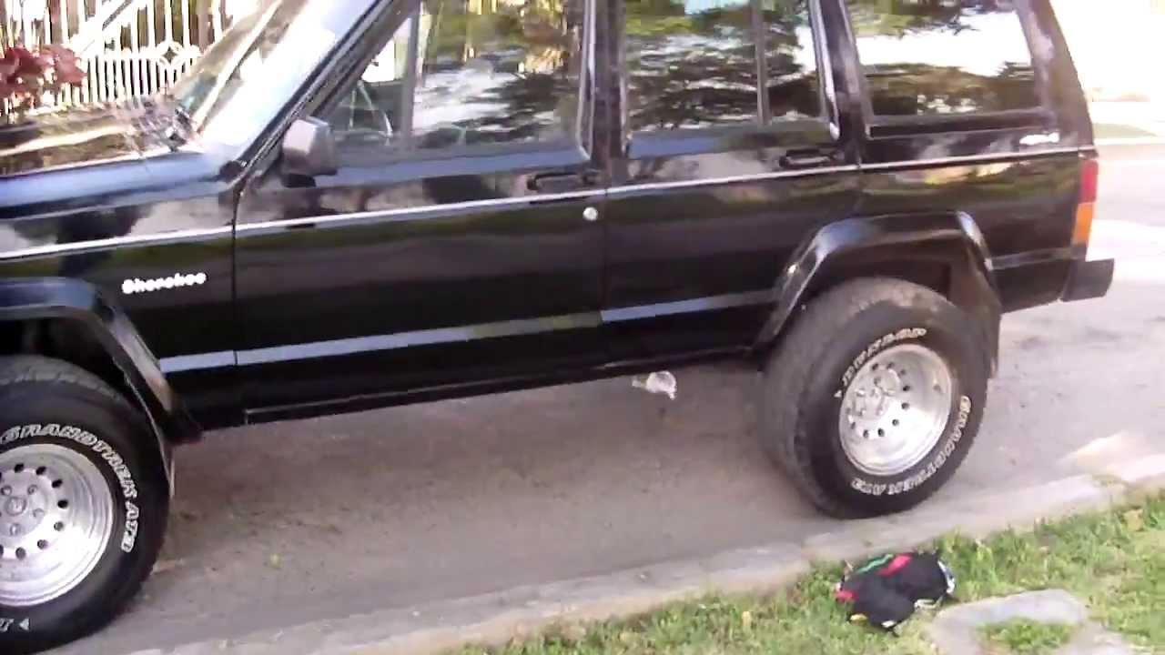 Vendo Mi Jeep Cherokee Xj 4 0 L - Trujillo