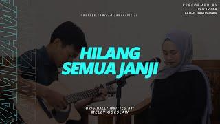 Download Lagu LIVE ACOUSTIC COVER #28 - HILANG SEMUA JANJI ( MELLY GOESLAW COVER ) mp3