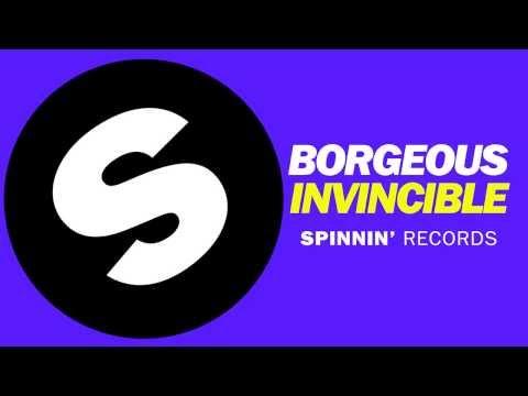 borgeous invincible harvel b remix