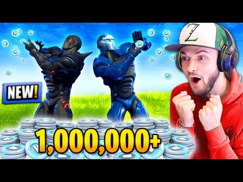 *NEW* 1,000,0000 V-BUCKS MODE in Fortnite: Battle Royale!