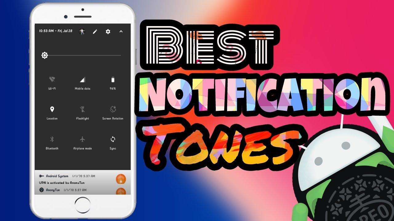 Best Notification Tones For Your Smartphone
