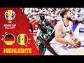 Germany V Senegal - Highlights - FIBA Basketball World Cup 2019
