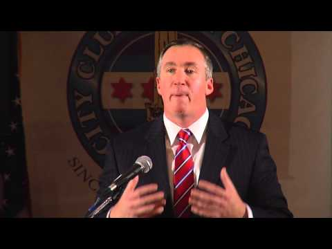 Michael Kelly, General Superintendent & CEO,Chicago Park District