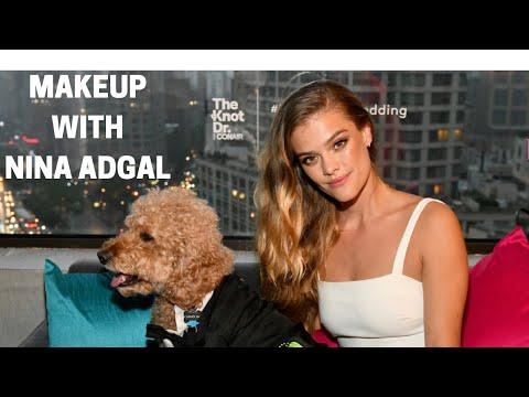 NINA ADGAL GET THE LOOK MAKEUP VIDEO