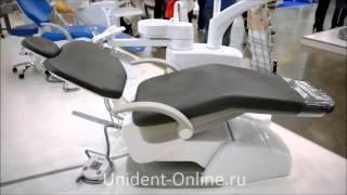 Кресло пациента стоматологической установки SIGER(, 2015-05-14T09:16:21.000Z)