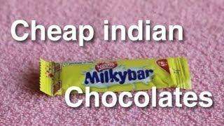 Cheap indian chocolates