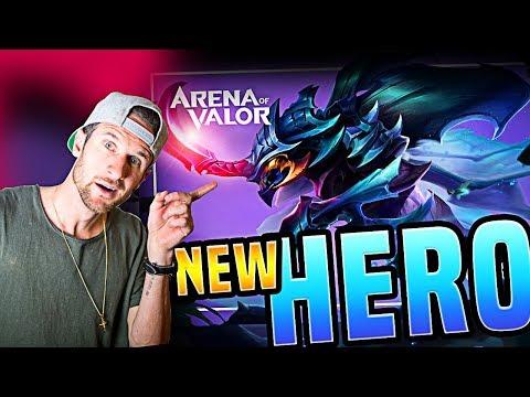 *NEW* Hero KRIKNAK - Arena of Valor Victory - Molt
