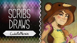 WANNA SEE MY CUTE CHAINSAW? :3 - How do I draw - CutiePieMarzia Thumbnail