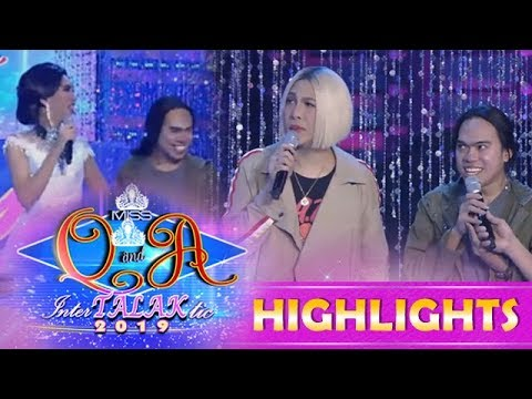 It's Showtime Miss Q & A: Vice Ganda reunites a long-lost siblings on Miss Q & A!