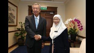 Malaysia - Jepun jalin kerjasama pengurusan bencana