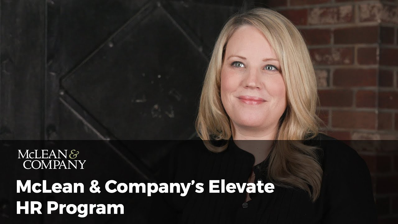 Elevate HR Program