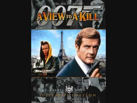 007 A View To a Kill Theme Song