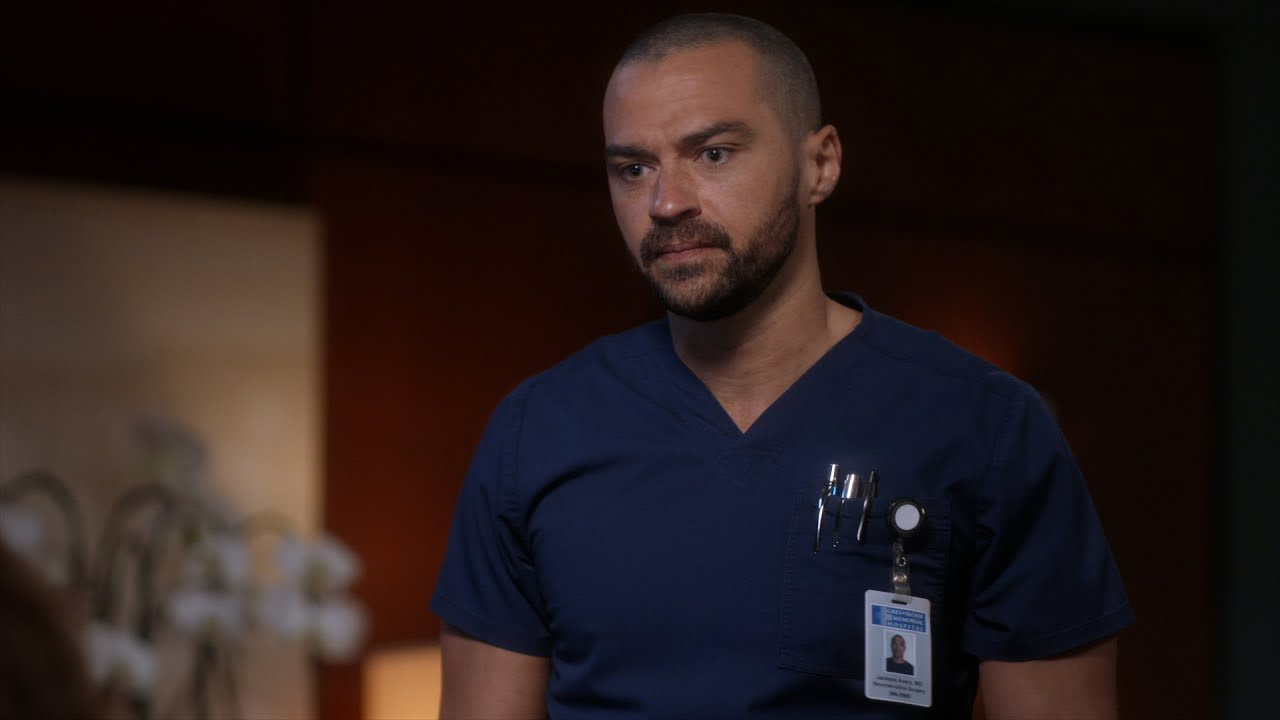 Download Jackson Argues with Catherine - Grey's Anatomy