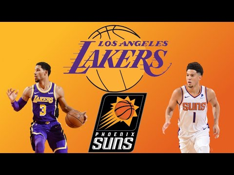 10/24/18: Lakers vs. Suns Highlights (First Win!!!)