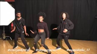 Milo & Fabio - Inkumoda official dance video |Nk x Moe x Mike| London