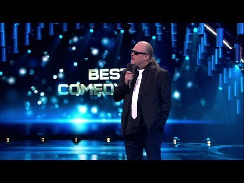 Markus Krebst ist einer der meisten Menschen - Der Deutsche Comedy Preis