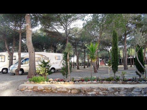 "Wohnmobil-Stellplatz ""Area 340"" Creixell-Tarragona-Spanien"