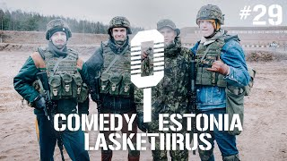 Sõdurilehe podcast | #29 Comedy Estoniaga lasketiirus