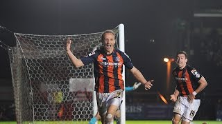 HIGHLIGHTS: Exeter City 2-3 Luton Town