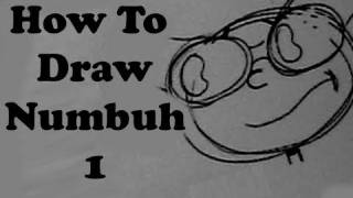 How To Draw Numbuh One