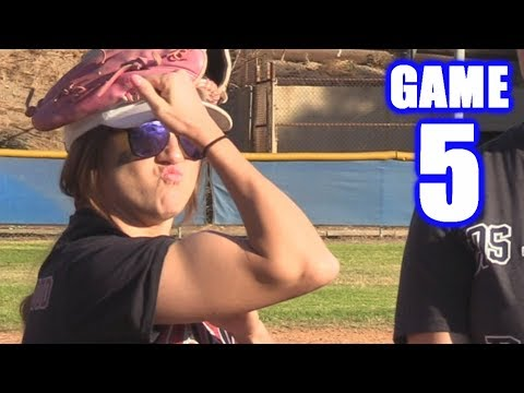 COOLEST HOME RUN TROT EVER! | Offseason Softball Series | Game 5